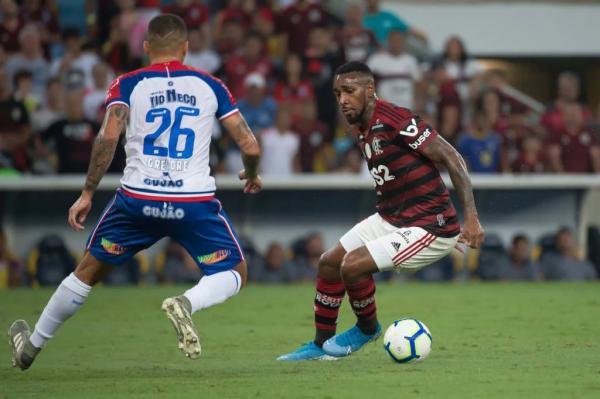 Depois de vencer o Bahia, Flamengo ficou bem mais perto do título de campeão