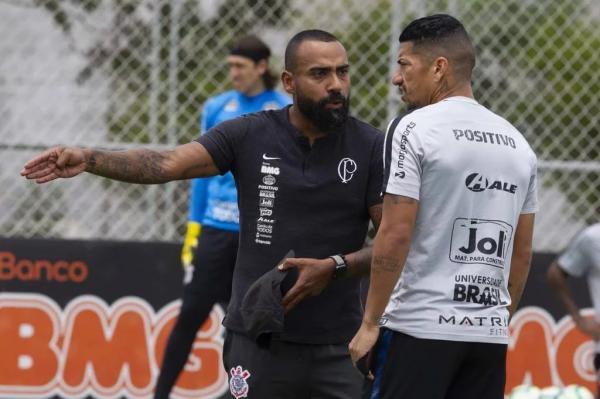 Corinthians inicia preparação contra o Inter com Cássio e sem Pedrinho