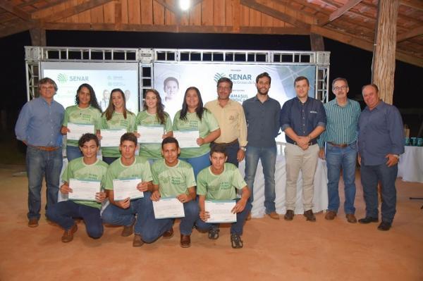 Experiência inovadora de MS vence prêmio de aprendizagem do Senar