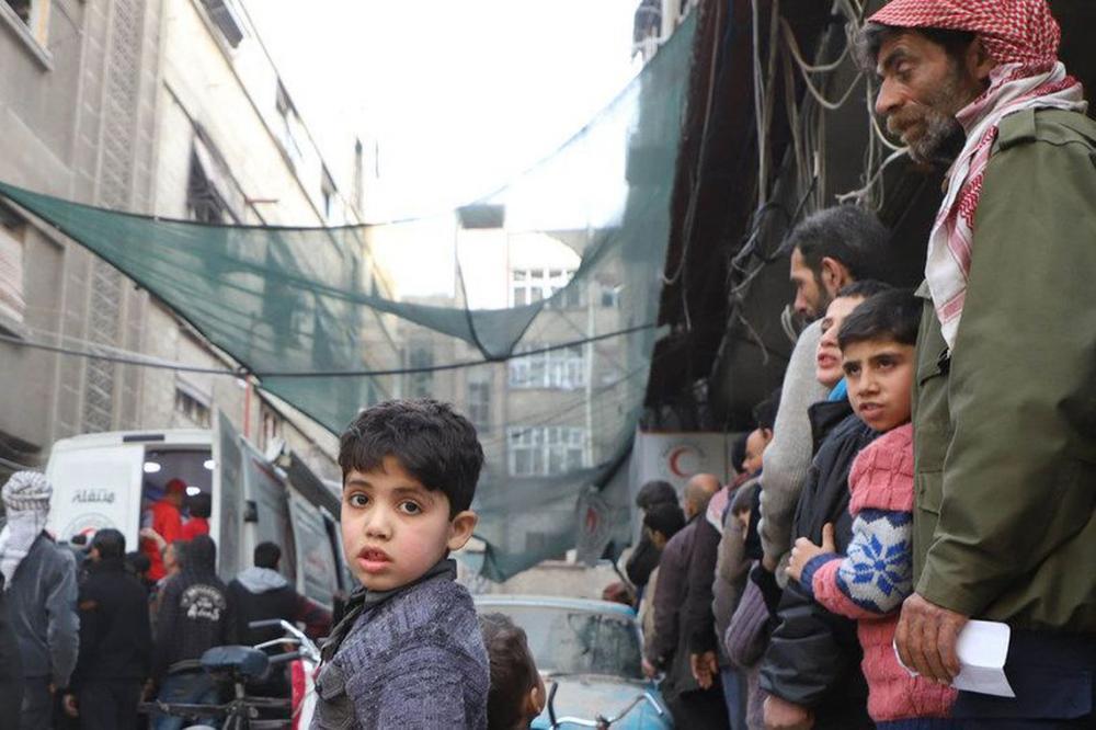 ONU pede US$ 29 bilhões para ajuda humanitária de emergência