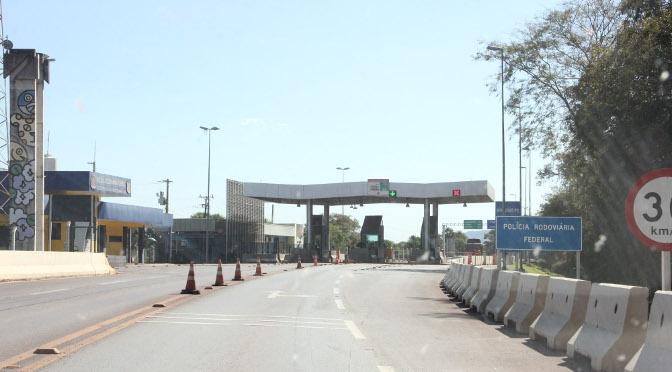 Pedágio na ponte sobre o rio Paraguai será de R$ 10,90 a partir de janeiro