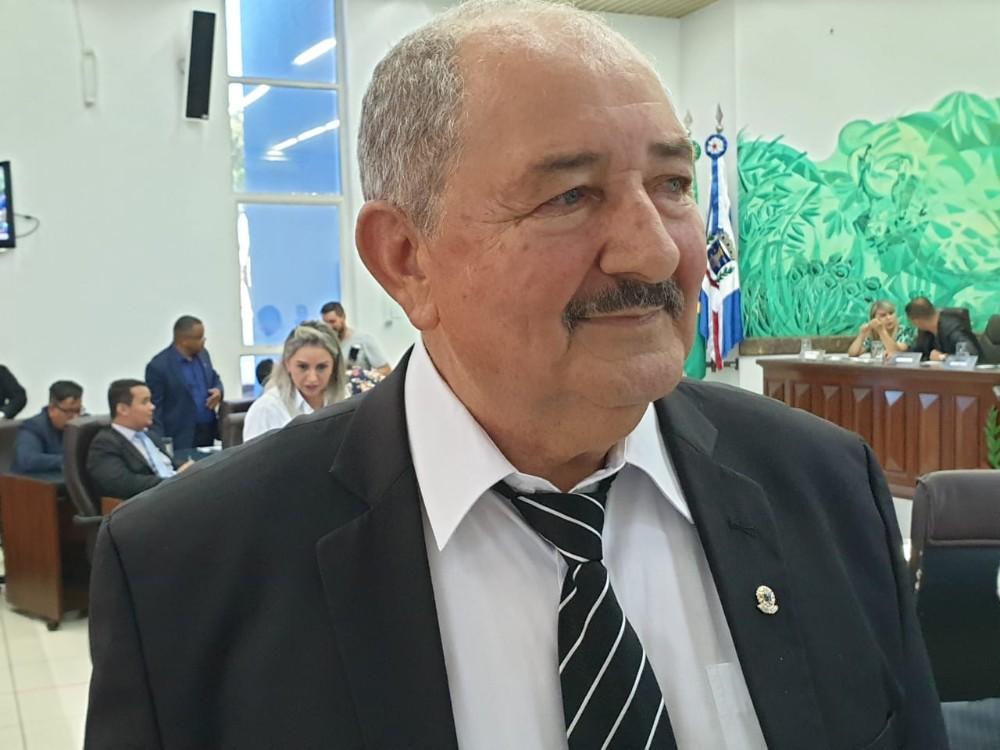 Vereador mais votado nas últimas duas eleições, Rony Lino vai presidir a Câmara de P.Porã em 2020